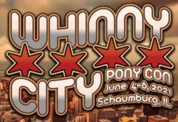Whinny City Pony Con 2021
