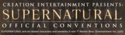 Supernatural Official Convention Nashville 2021