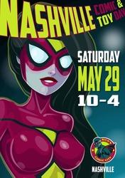 Nashville Comic & Toy Day 2021