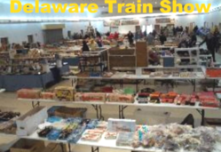 Delaware Train Show & Octoberfest Toy Show 2021