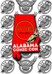 Alabama Comic Con / My Hero Convention 2021