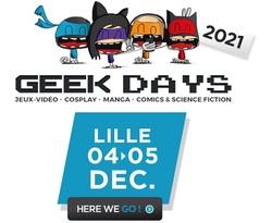 Geek Days Lille 2021