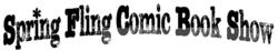 Spring Fling Comic Book Show 2021
