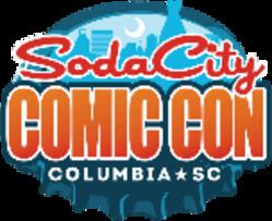 Soda City Comic Con 2021