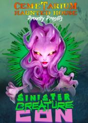 Sinister Creature Con 2021