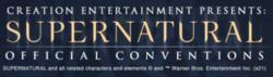 Supernatural Official Convention Las Vegas 2022