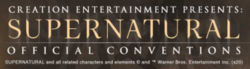 Supernatural Official Convention New Orleans 2021