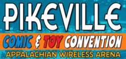 Pikeville Comic & Toy Con 2021