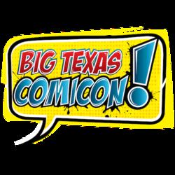Big Texas Comicon 2021