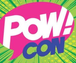 Pow Comic Con 2019