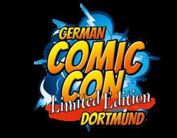 German Comic Con Dortmund Limited Edition 2021