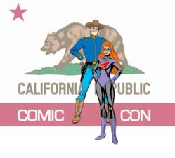 California Republic Comic Con 2021