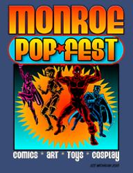 Monroe Pop Fest 2021