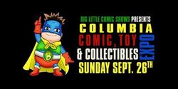 Columbia Comic & Toy Expo 2021
