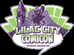 Lilac City Comicon 2021