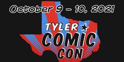 Tyler Comic Con 2021