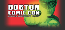 Boston Comic Con 2012