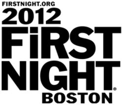 First Night Boston 2012
