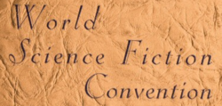 World Science Fiction Convention 1939