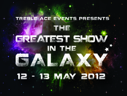 The Greatest Show in the Galaxy 2012