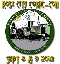 Rose City Comic Con 2012