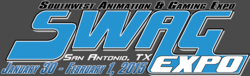 Southwest Animation & Gaming Expo 2015