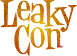 LeakyCon London 2013