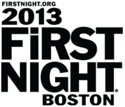 First Night Boston 2013