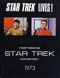 Star Trek Lives! 1973