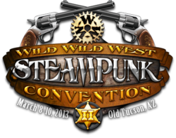 Wild Wild West Steampunk Convention 2013