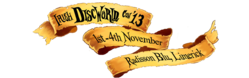 Irish Discworld Con 2013