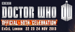 Doctor Who 50th Celebration 2013