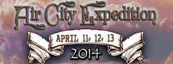 Air City Expedition 2014
