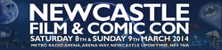 Newcastle Film & Comic Con 2014