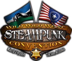 Wild Wild West Steampunk Convention 2014