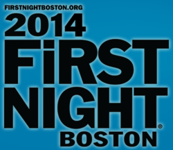 First Night Boston 2014