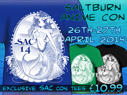 Saltburn Anime Convention 2014