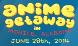 Anime Getaway in Mobile 2014