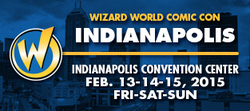 Wizard World Comic Con Indianapolis 2015