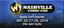 Wizard World Nashville Comic Con 2014