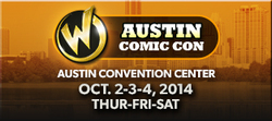 Wizard World Austin Comic Con 2014