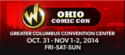 Wizard World Ohio Comic Con 2014