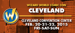 Wizard World Comic Con Cleveland 2015