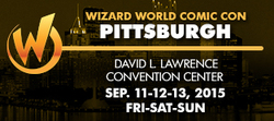 Wizard World Comic Con Pittsburgh 2015