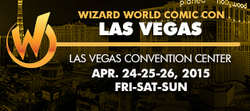 Wizard World Comic Con Las Vegas 2015
