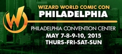 Wizard World Comic Con Philadelphia 2015