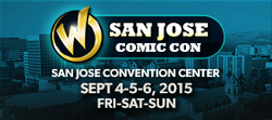 Wizard World Comic Con San Jose 2015