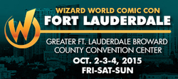 Wizard World Comic Con Ft. Lauderdale 2015