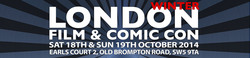 London Film & Comic Con 2014