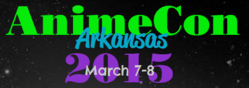 AnimeCon Arkansas 2015